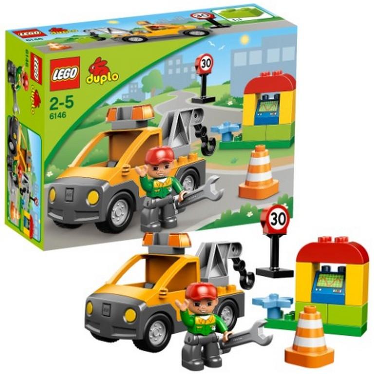 Конструктор Lego Эвакуатор lego-6146