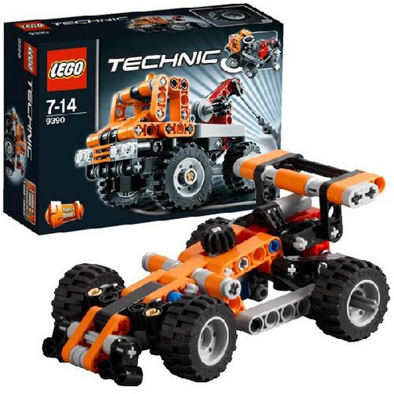 Конструктор Lego Эвакуатор lego-9390