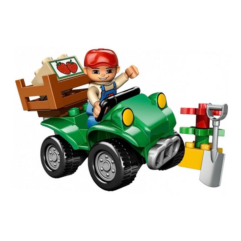 Конструктор Lego Фермерский квадроцикл lego-5645
