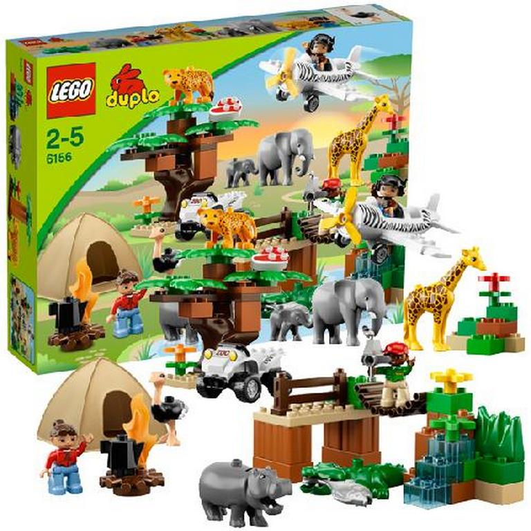 Конструктор Lego Фотосафари lego-6156