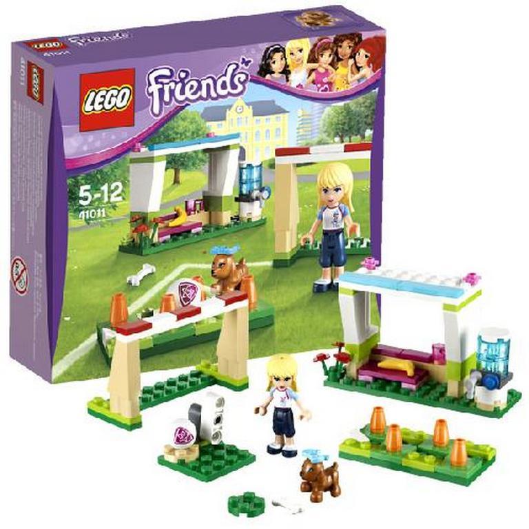 Конструктор Lego Футбольная тренировка Стефани 41011