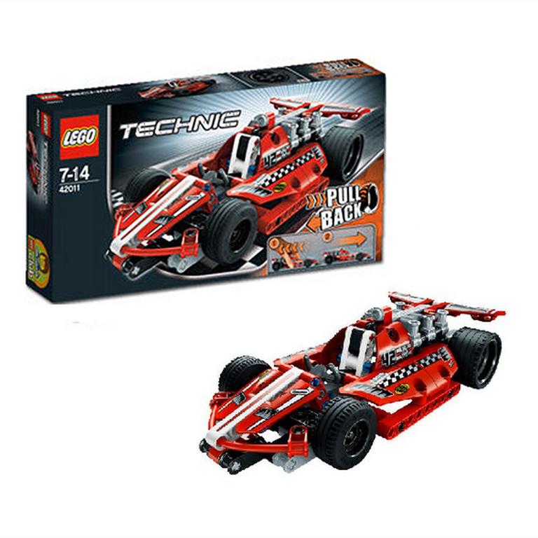 Конструктор Lego Гоночный автомобиль 42011