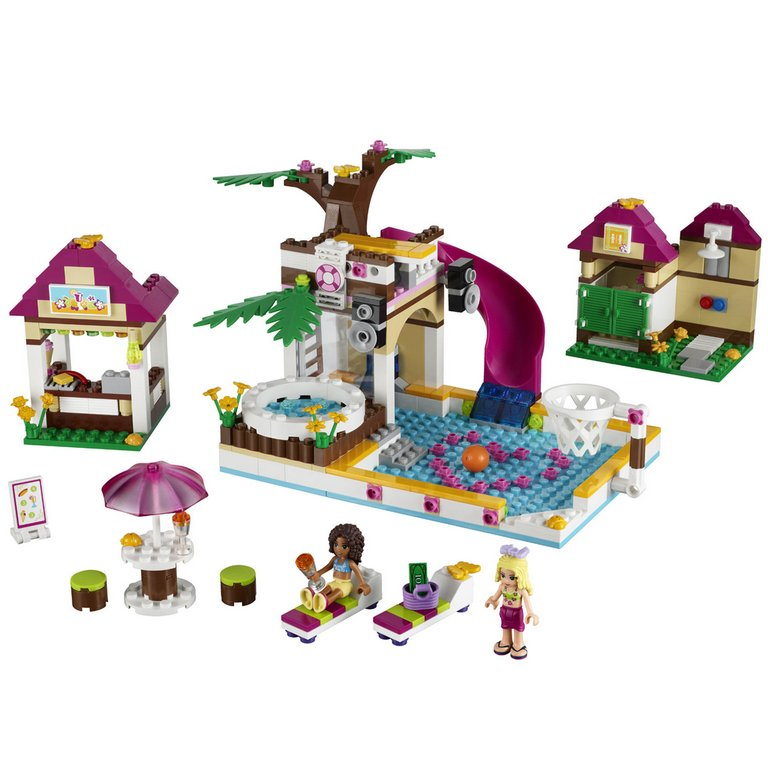 Конструктор Lego Городской бассейн 41008