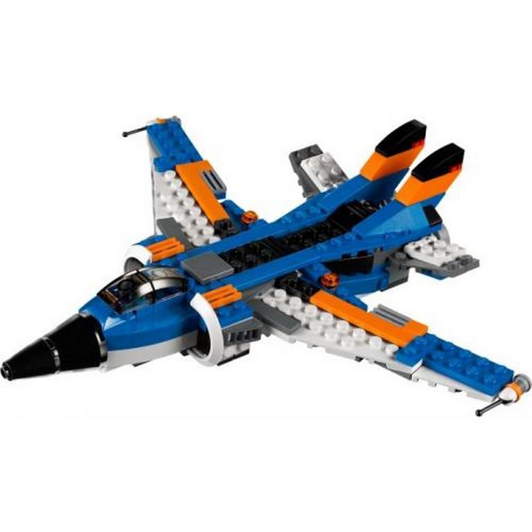 Конструктор Lego Истребитель 3 в 1 31008