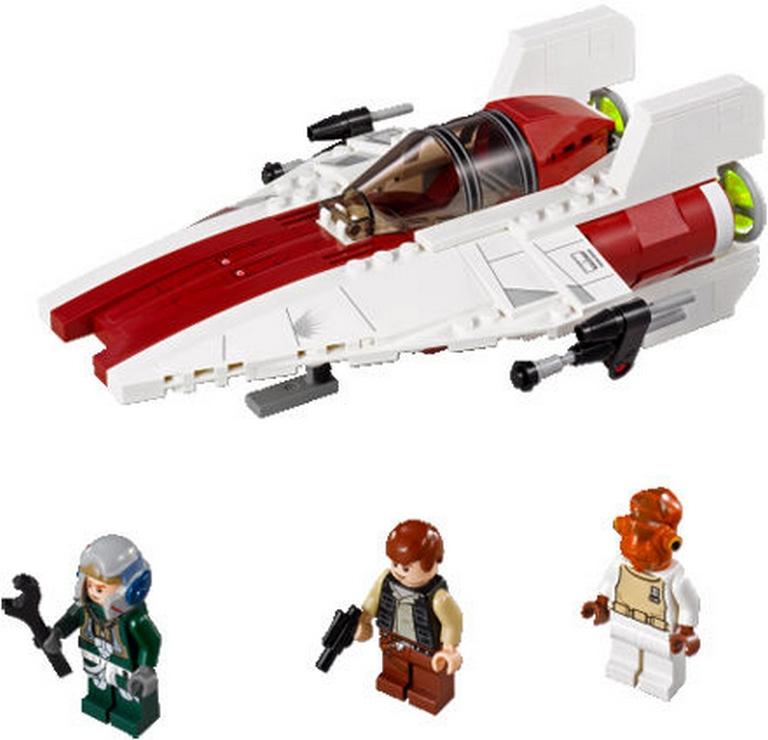 Конструктор Lego Истребитель A-Wing 75003