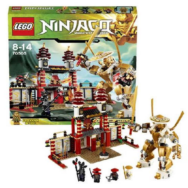 Конструктор Lego Храм Света 70505