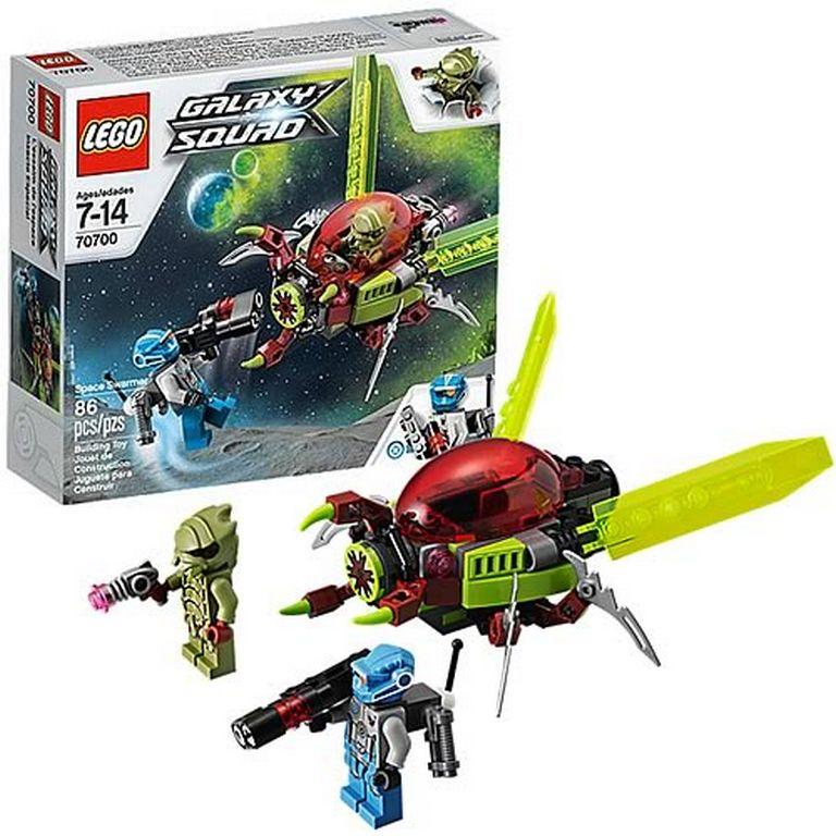 Конструктор Lego Космический инсектоид 70700