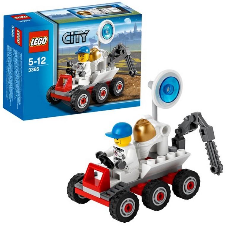 Конструктор Lego Космический лунный багги lego-3365
