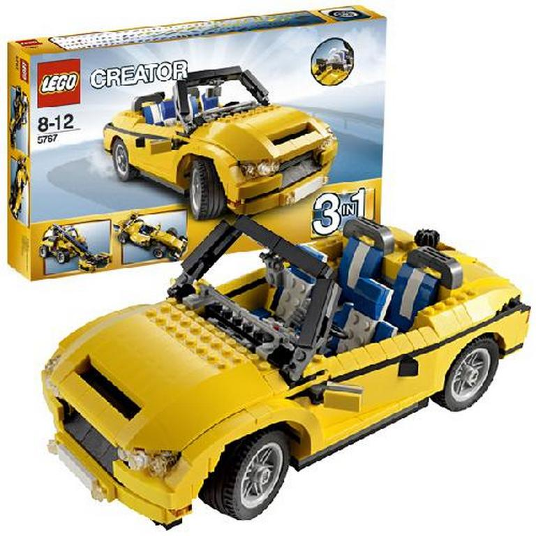 Конструктор Lego Крутой Круизер lego-5767