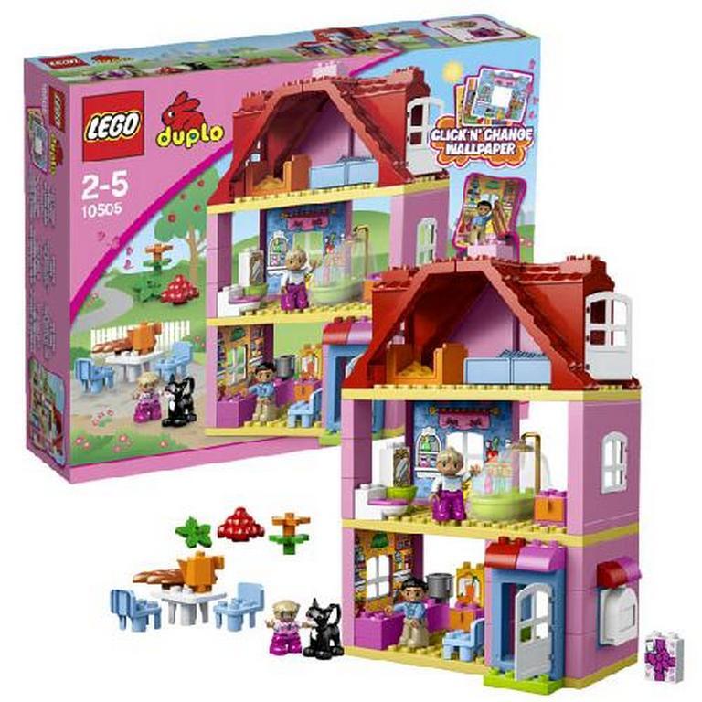 Конструктор Lego Кукольный домик 10505