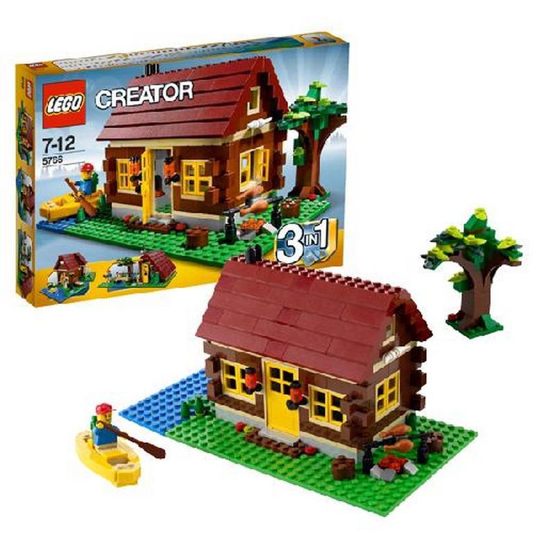 Конструктор Lego Летний домик lego-5766