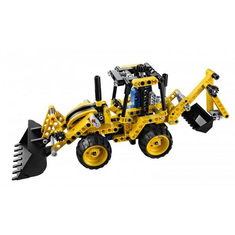 Конструктор Lego Мини экскаватор-погрузчик 42004