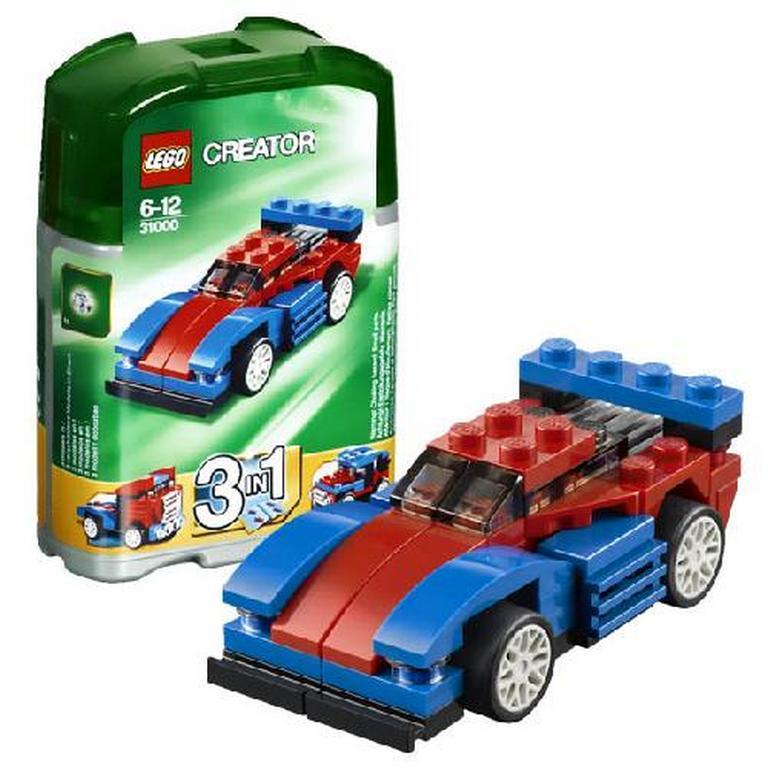 Конструктор Lego Мини скоростной автомобиль 31000