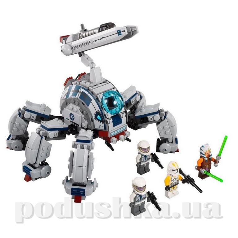 Конструктор Lego Мобильная тяжёлая пушка 75013