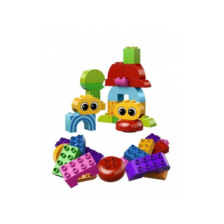 Конструктор Lego Мой первый конструктор 10561