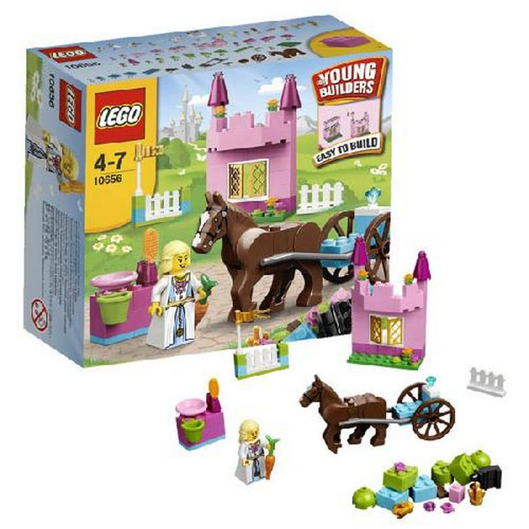 Конструктор Lego Моя первая принцесса 10656