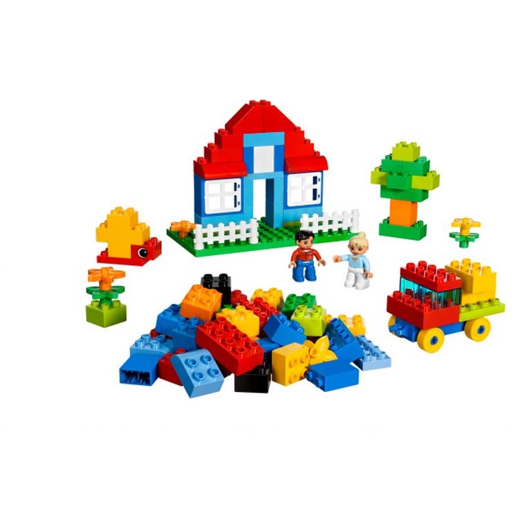 Конструктор Lego Набор кубиков Делюкс lego-5507