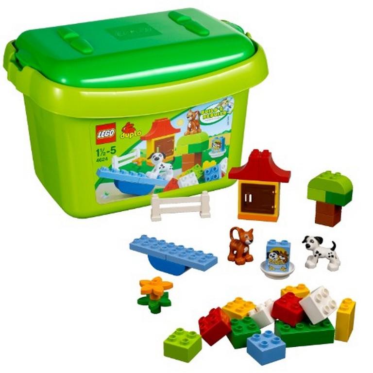 Конструктор Lego Набор кубиков lego-4624