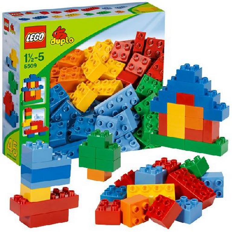 Конструктор Lego Набор кубиков lego-5509