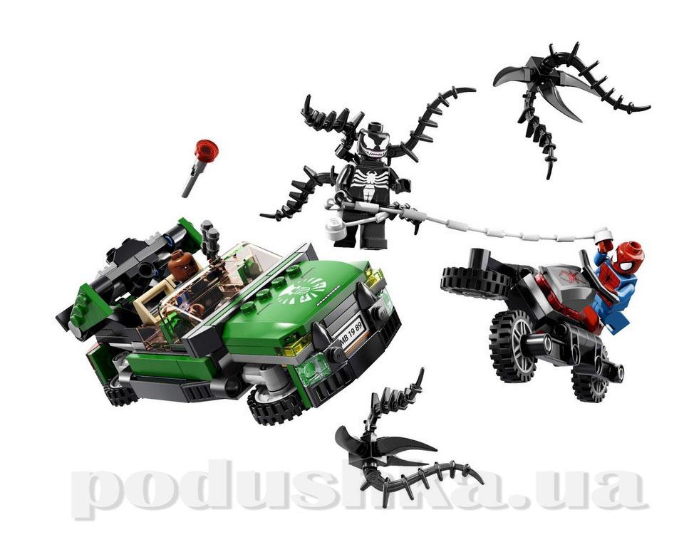 Конструктор Lego Охота со спайдер-циклом 76004