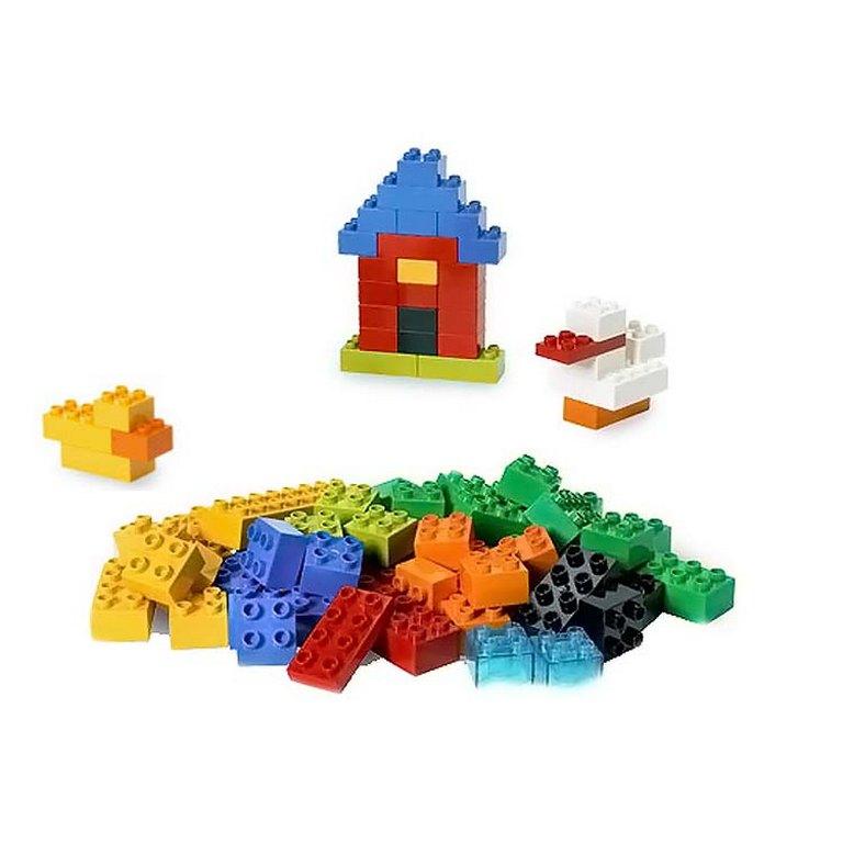 Конструктор Lego Основные элементы lego-6176