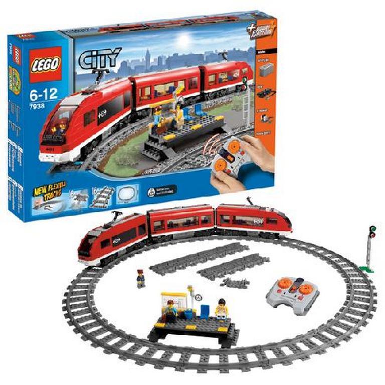 Конструктор Lego Пассажирский поезд lego-7938