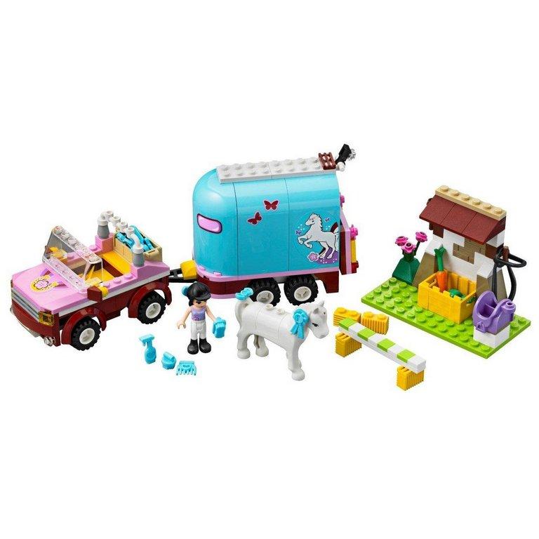 Конструктор Lego Перевозка лошадей Эмми lego-3186