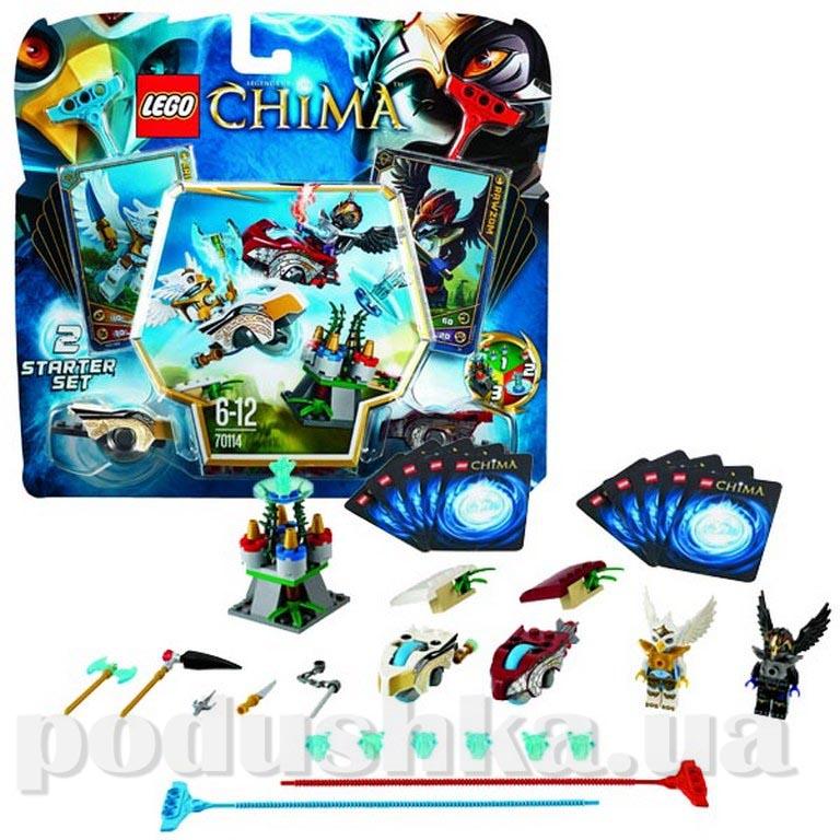 Конструктор Lego Поединок в небе 70114