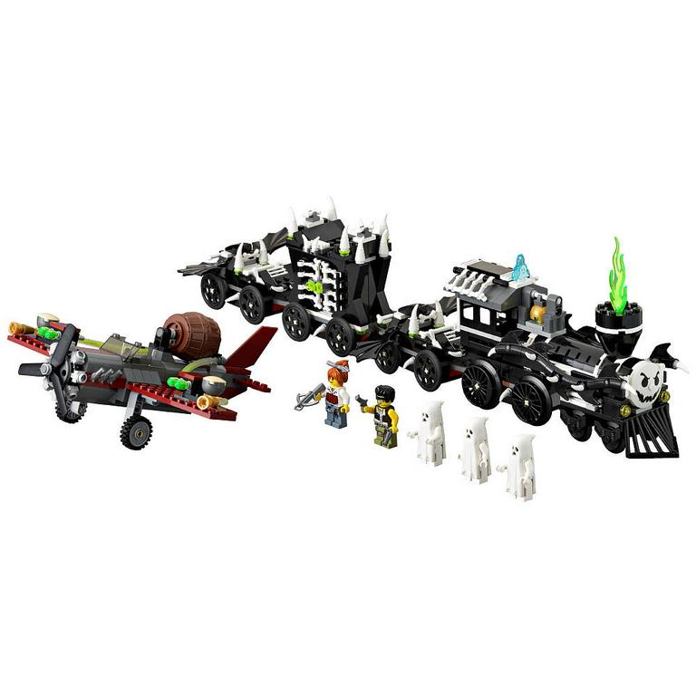 Конструктор Lego Поезд Призрак lego-9467