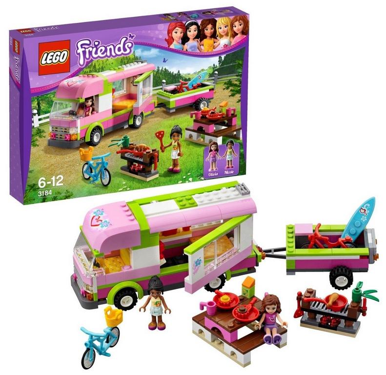 Конструктор Lego Поход за город lego-3184
