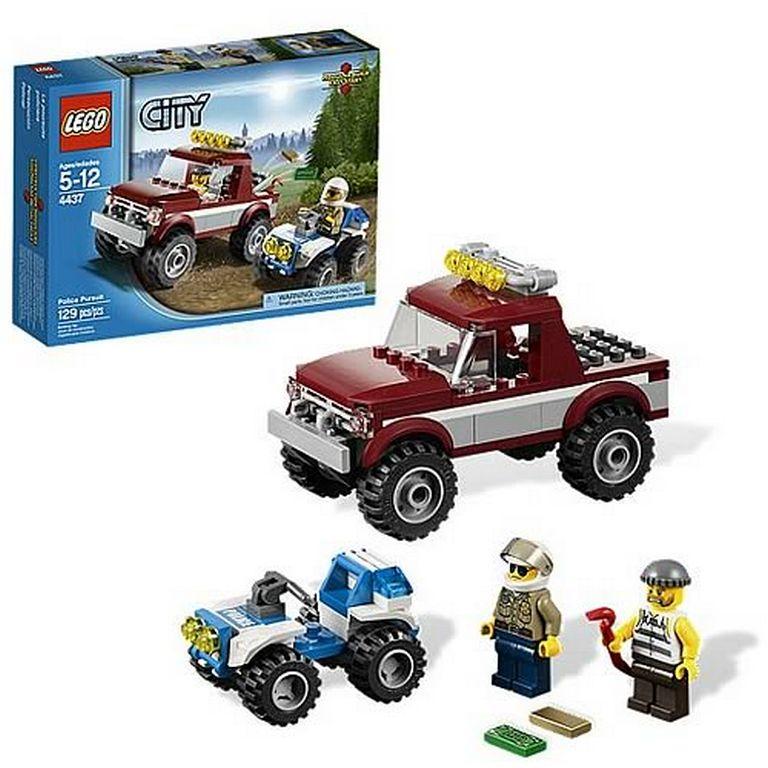 Конструктор Lego Полицейская погоня lego-4437