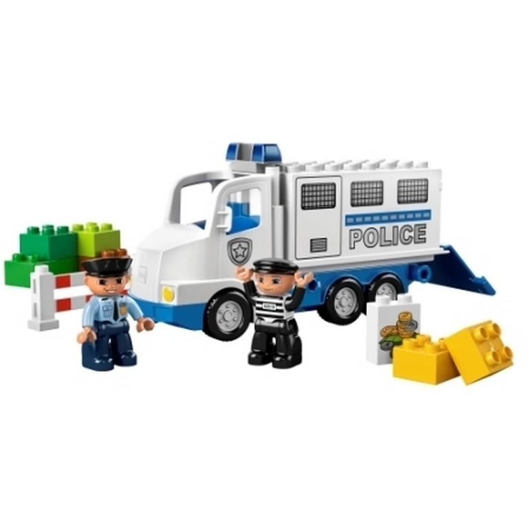 Конструктор Lego Полицейский грузовик lego-5680