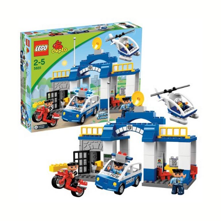 Конструктор Lego Полицейский участок lego-5681