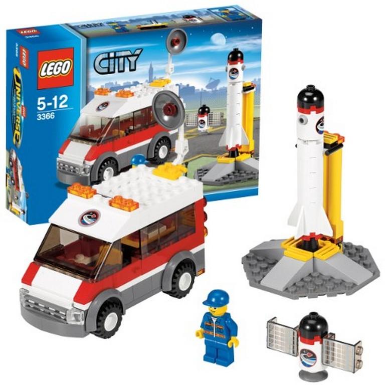 Конструктор Lego Пусковая платформа lego-3366