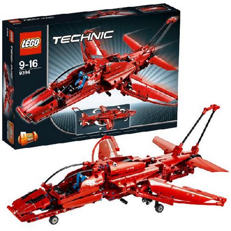 Конструктор Lego Реактивный самолет lego-9394