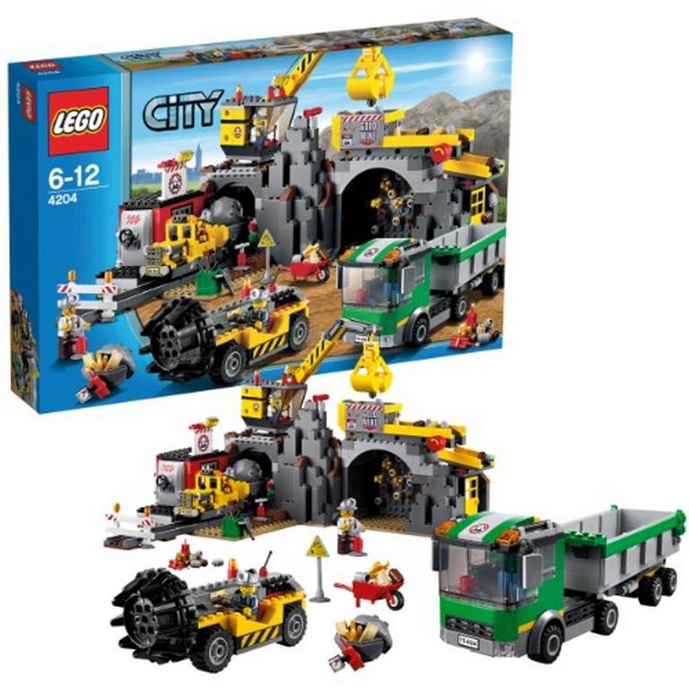 Конструктор Lego Шахта lego-4204
