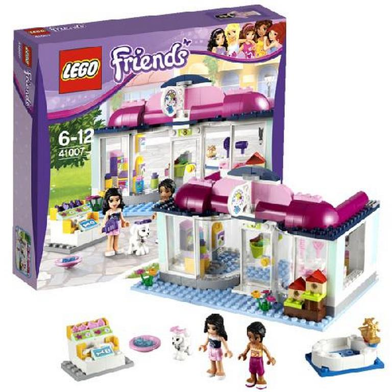 Конструктор Lego Спа-салон для питомцев 41007