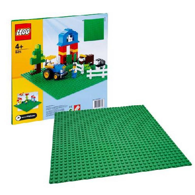 Конструктор Lego Средняя зеленая пластина lego-626