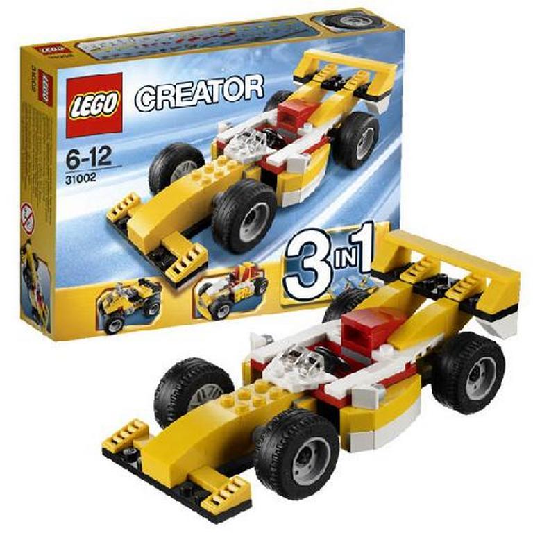 Конструктор Lego Сверхмощный гоночный автомобиль 31002