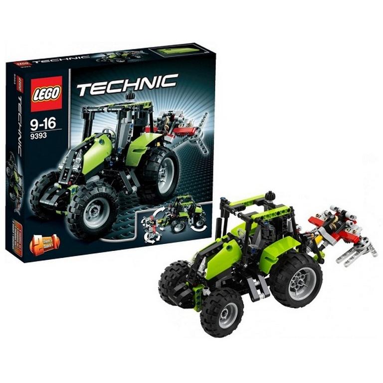 Конструктор Lego Трактор  lego-9393