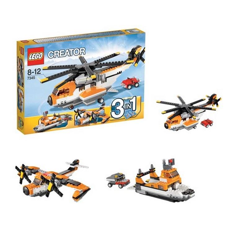 Конструктор Lego Транспортный вертолет lego-7345