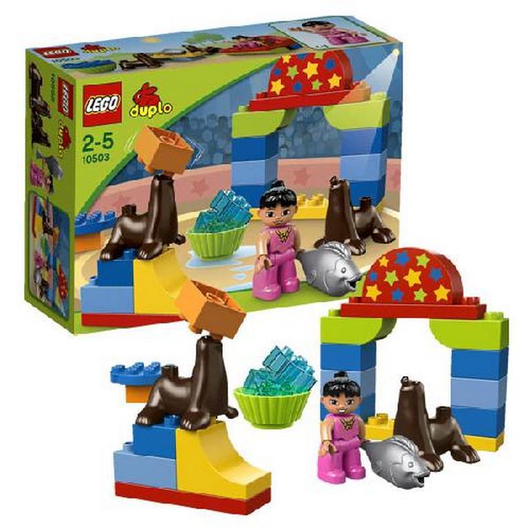 Конструктор Lego Цирковое Представление 10503