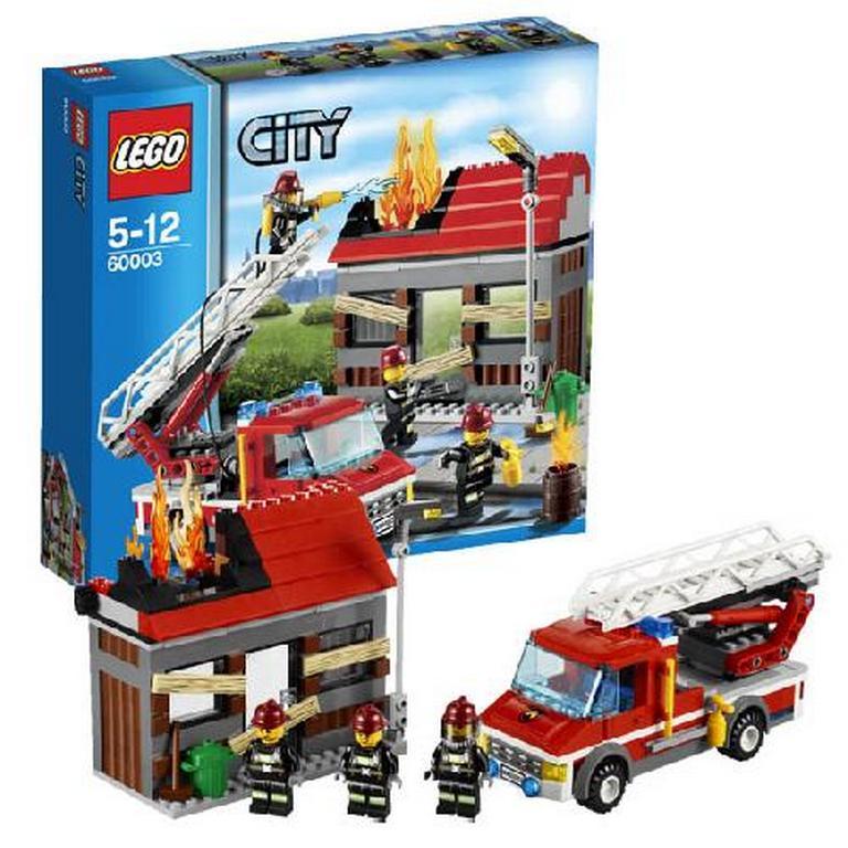 Конструктор Lego Тушение пожара 60003