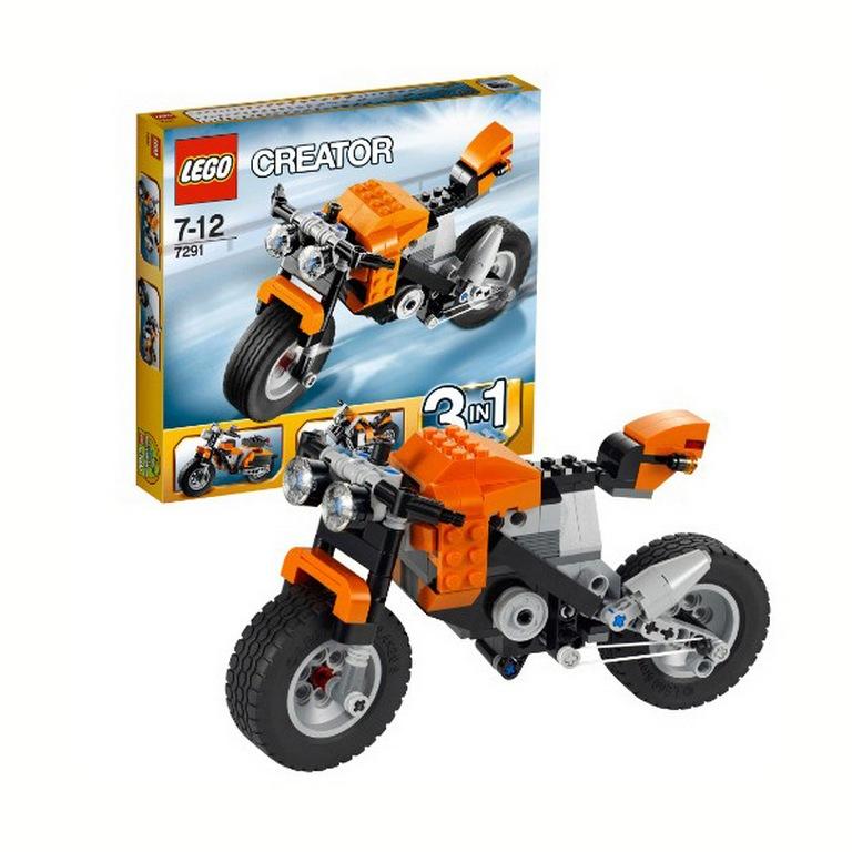 Конструктор Lego Уличный Мятежник lego-7291