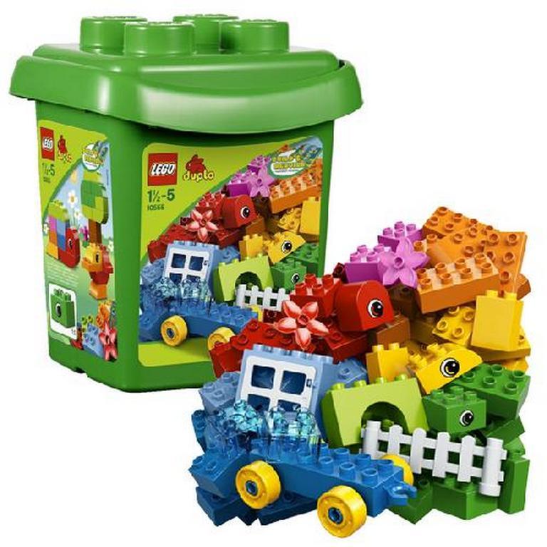 Конструктор Lego Ведерко для творчества 10555