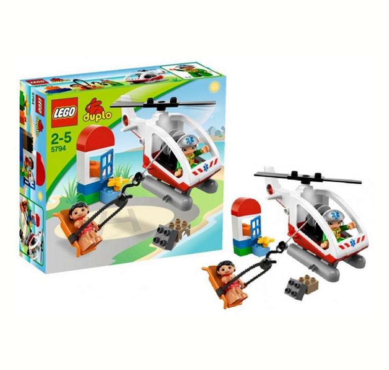 Конструктор Lego Вертолёт скорой помощи lego-5794