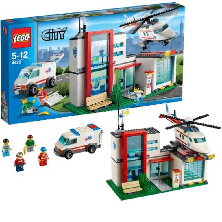 Конструктор Lego Вертолет-спасатель  lego-4429