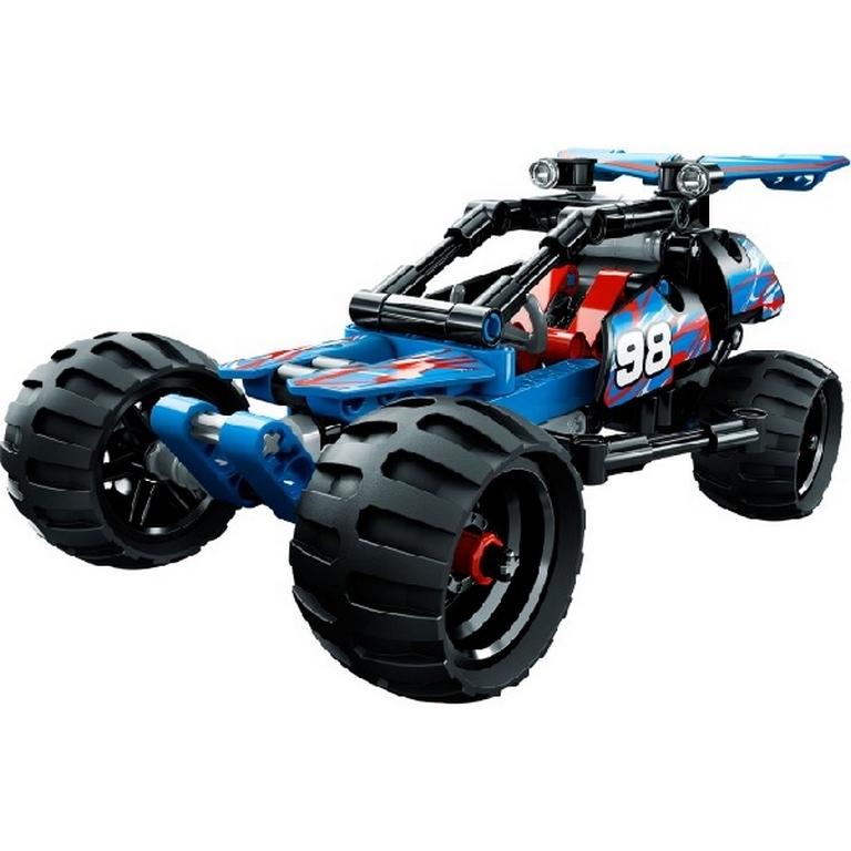 Конструктор Lego Внедорожный гоночный автомобиль 42010