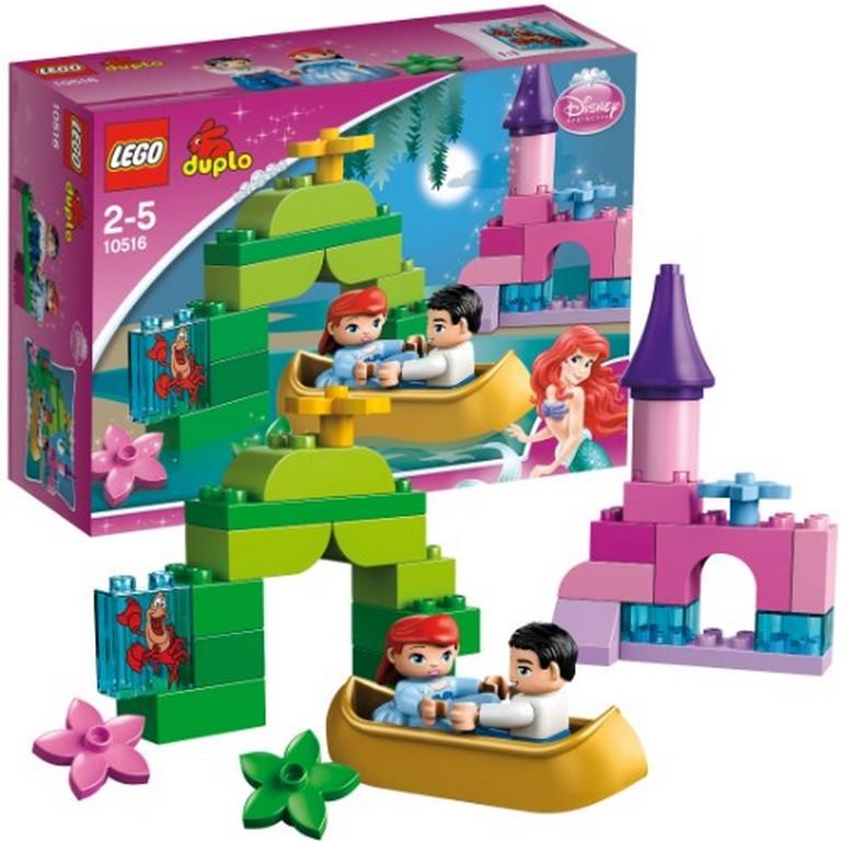 Конструктор Lego Волшебная лодочка Ариэль 10516