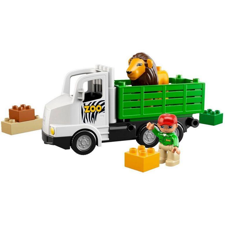 Конструктор Lego Зоогрузовик lego-6172